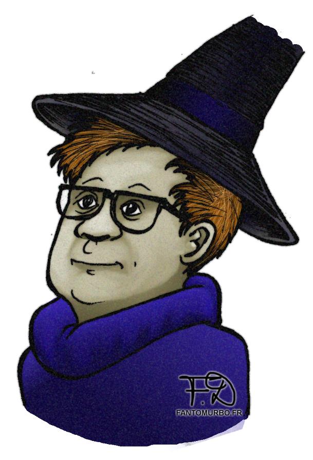 Académie de magie - Portrait 2