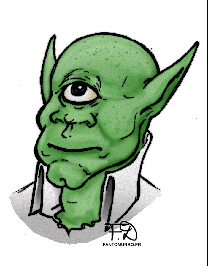 Académie galactique - Portrait 2